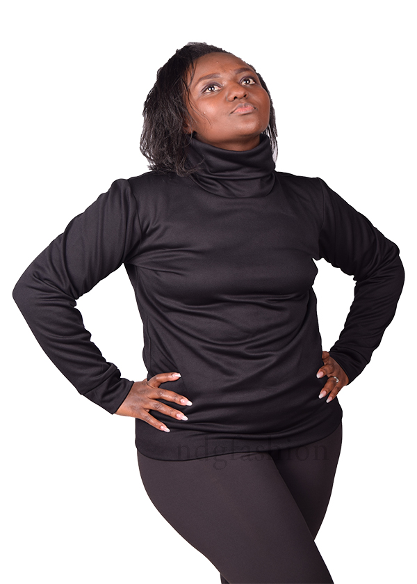 51.black, turtleneck sweater-front-ndg-fashion
