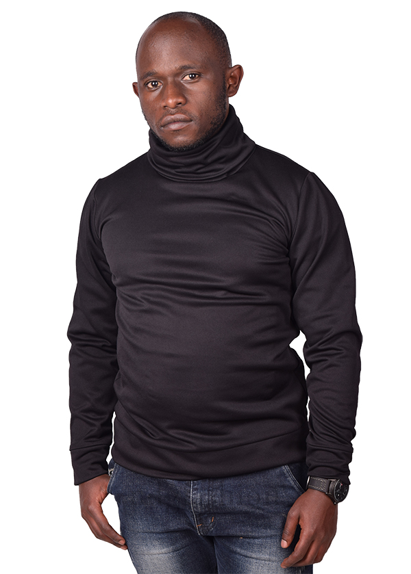 54. black, turtleneck sweater-front-ndg-fashion